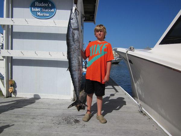 Virginia beach fishing report july 13 2013 wahoo for Va beach fishing report