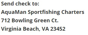 VA Beach Fishing Charters
