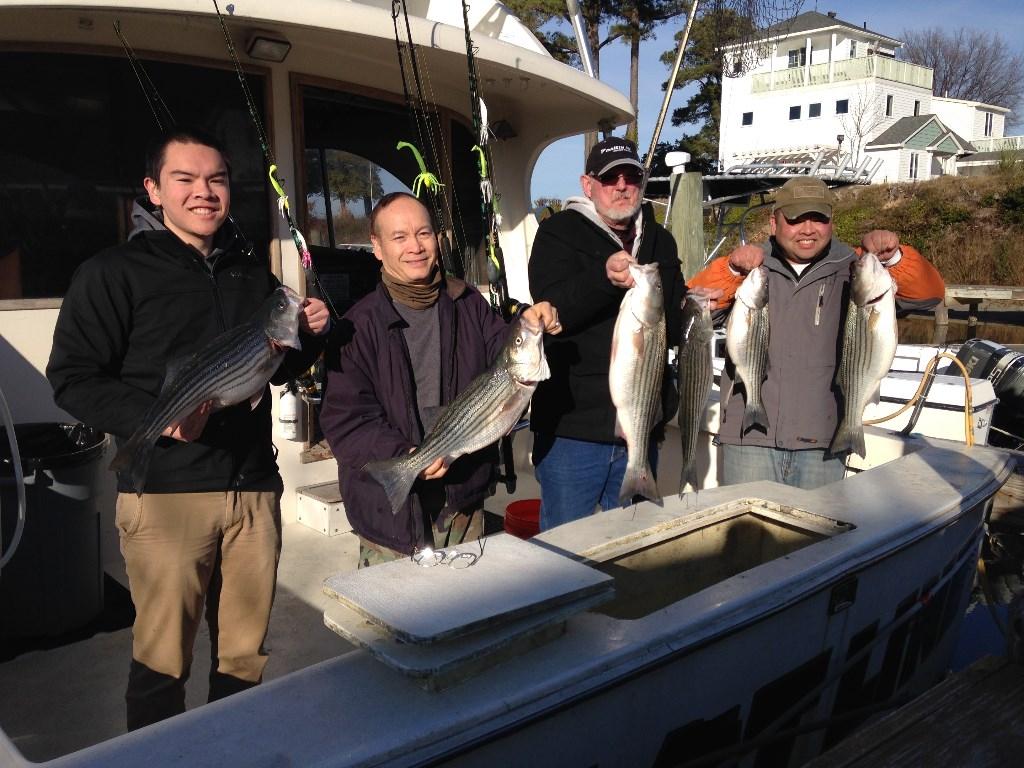 rockfish-charter-reedville-va - Virginia Beach Fishing ...